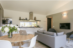 Luxe Lodges Gooilanden in 't Gooi (Loosdrecht)
