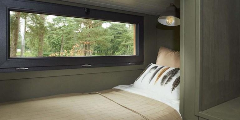 Tiny House 4 personen vakantie droompark Maasduinen Limburg 10