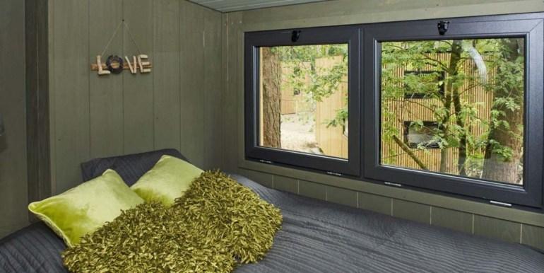 Tiny House 4 personen vakantie droompark Maasduinen Limburg 9