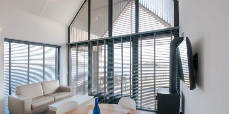 Waterrijk Oesterdam 4-persoons strandhuis Zeeland Tholen