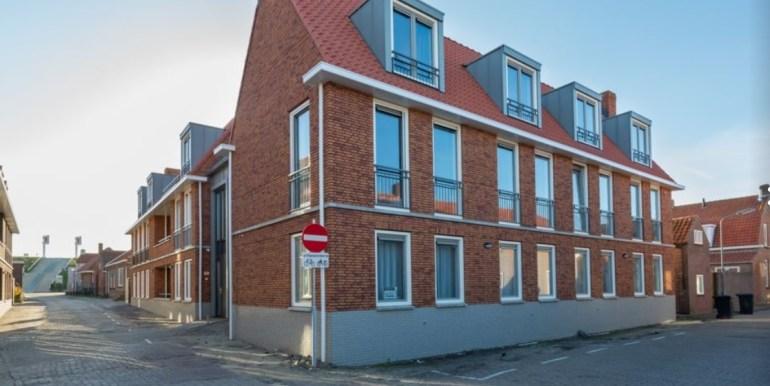 3-persoons appartement Zoutelande Zeeland 01