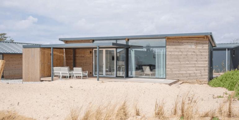 6-persoons Strandhuis Strandlodge op Ameland Quiros 10
