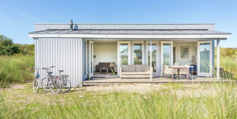 2-persoons bungalow Ameland
