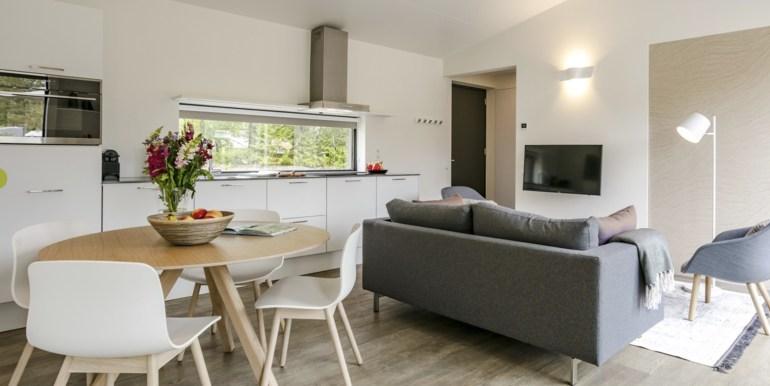 4-persoons luxe vakantiehuis in Drente | Zeegser Duinen 13