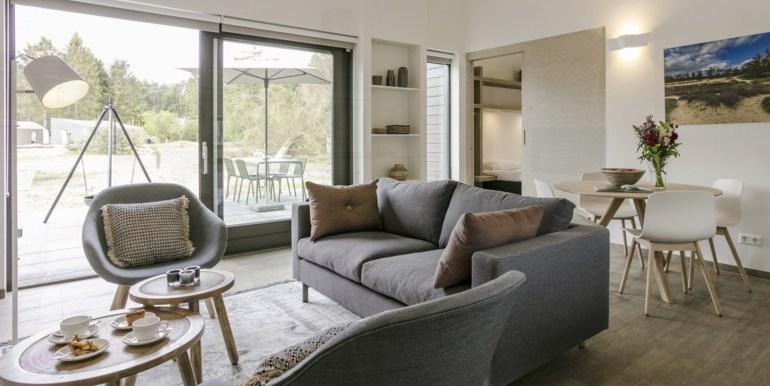 4-persoons luxe vakantiehuis in Drente | Zeegser Duinen 14