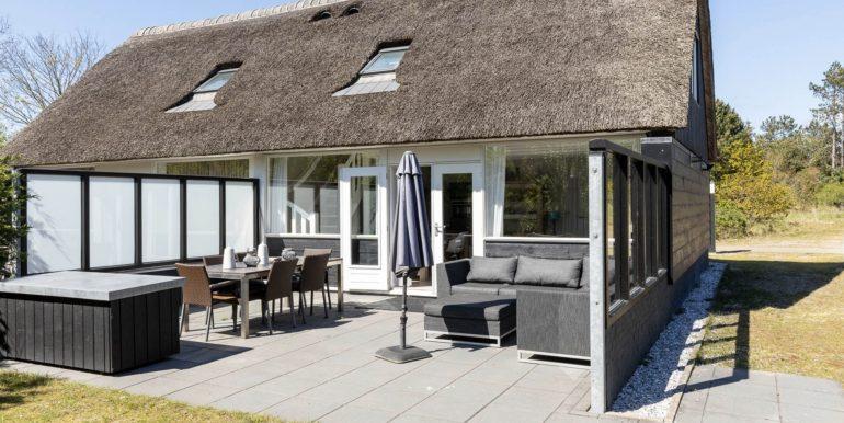 6-persoons Vakantiehuis op Ameland - Villa Sea in Ballum - Dutchen