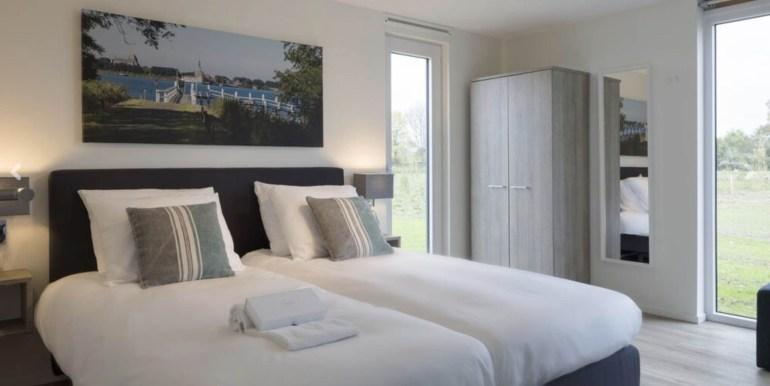 6-persoons vakantiehuis in ZeelandLARGO DOMEIN HET CAMPERVEER VEERSE MEER 2