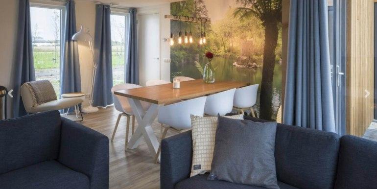 6-persoons vakantiehuis in ZeelandLARGO DOMEIN HET CAMPERVEER VEERSE MEER 4