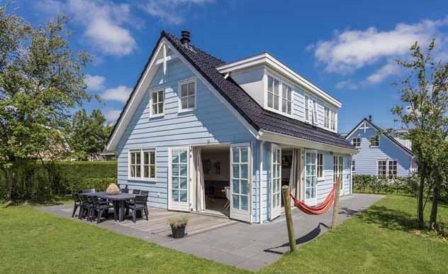 10-persoons Vakantiehuis in Noordwijk - de Gouden Spar 1
