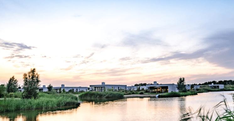 Luxe 6-persoons wellnessvilla Zandbank 11, De Groote Duynen 12