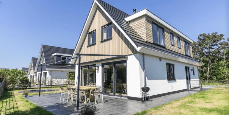 8-persoons luxe vakantiehuis So What in De Koog - Texel 01