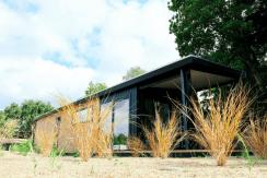 4-persoons Zand Lodge | Voorthuizen (Gelderland)