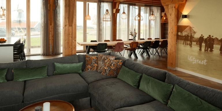 16-persoons vakantiehuis in Noord-Holland Erfgoedpark de Hoop Uitgeestermeer 04