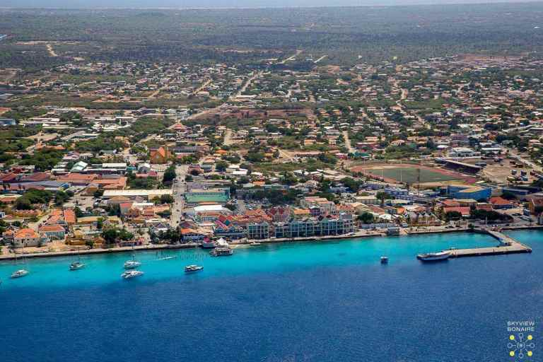 Skyview Bonaire - Aerial Bonaire Kralendijk