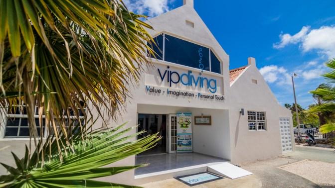 Vakantievilla Cas Bon Majeti Bonaire - VIP diving met korting