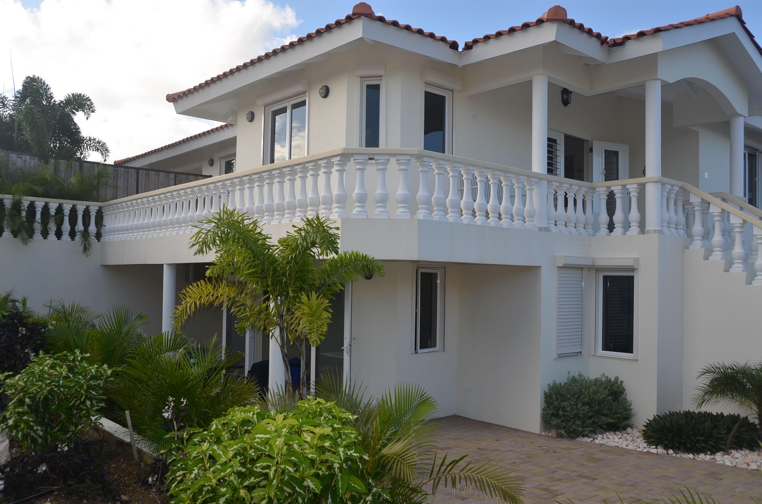 vakantieappartement op Curaçao Kas Bon Bida