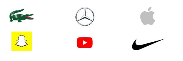 exemple de logos symbole
