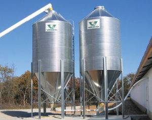 Feed Bins & Fill Systems - VAL-CO