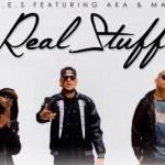 Da LES – Real Stuff Ft. AKA & Maggz