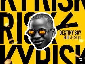 Destiny Boy – Risky Cover (Fuji Version)