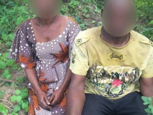 Army Rescues Two Kidnapped Victims In Ondo