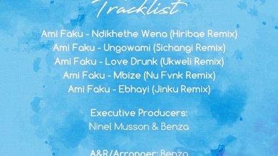 Ami Faku & EA Waves – Ungowami (Sichangi Remix)
