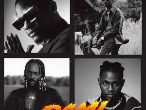 DJ Tunez Ft. Wizkid, Adekunle Gold, Omah Lay – Pami ( Instrumental )