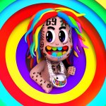 6ix9ine — GATA Ft. Lil AK ( Instrumental )