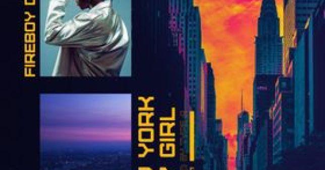 Fireboy DML- New York City Girl ( Instrumental )