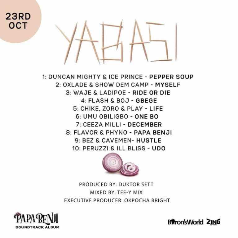 Basketmouth ft Peruzzi & Ill Bliss – UDO