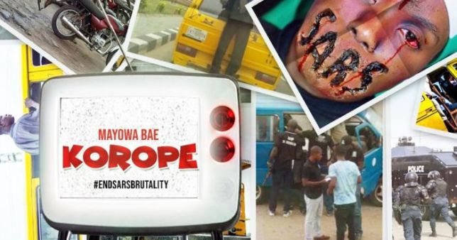 Mayowa Bae – Korope (Sars)
