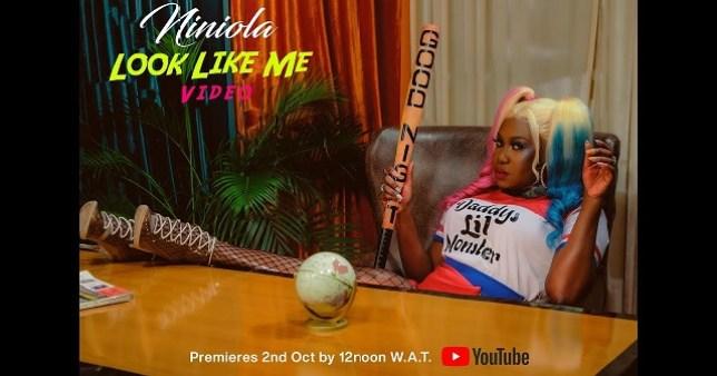 Niniola – Look Like Me ( Video )