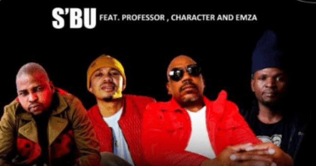 SBU – Umfaz'wam Uyaloya ft. Professor, Character & Emza