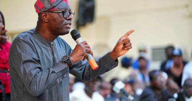 Sanwo-Olu Unveils Identities Of Officers Who Brutalised Protesters
