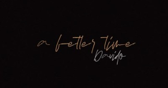[Full Album] Davido – A Better Time