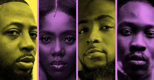 Tunde Ednut Ft. Davido, Tiwa Savage & Seun Kuti – Jingle Bell