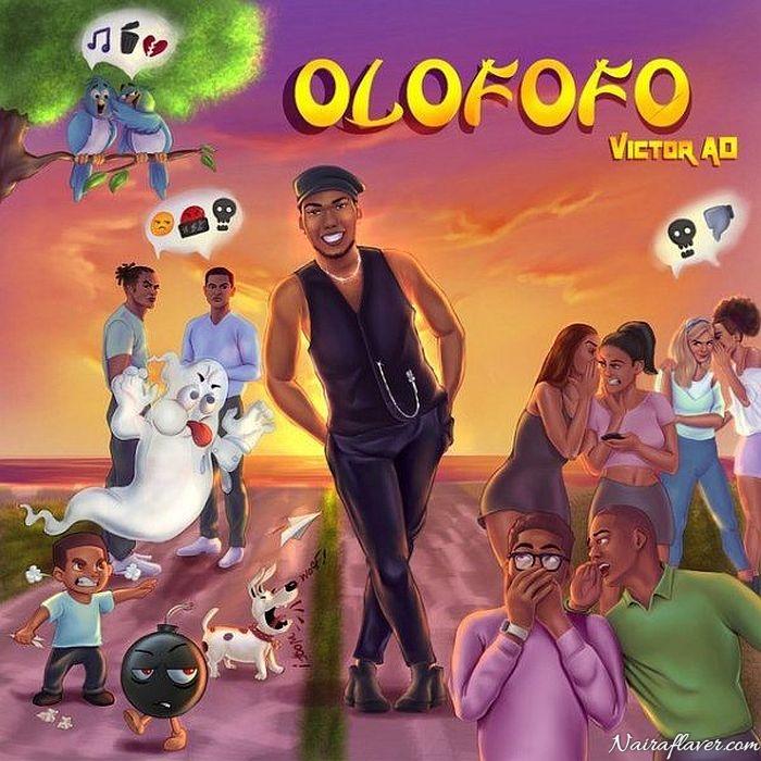 Victor AD – Olofofo Instrumental
