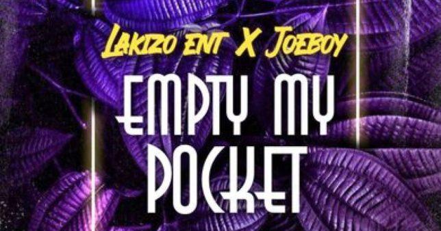 joeboy – empty my pocket ft lakizo ent 1200x1200 1