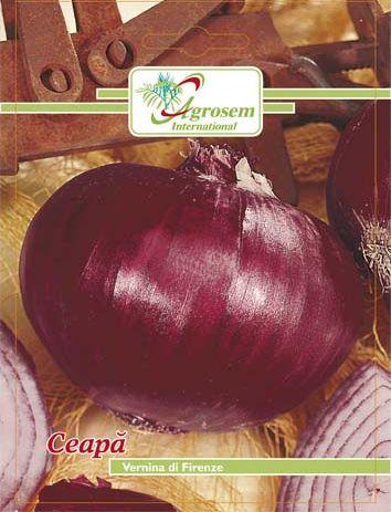 Seminte legume - Ceapa Rosie Vernina Di Firenze