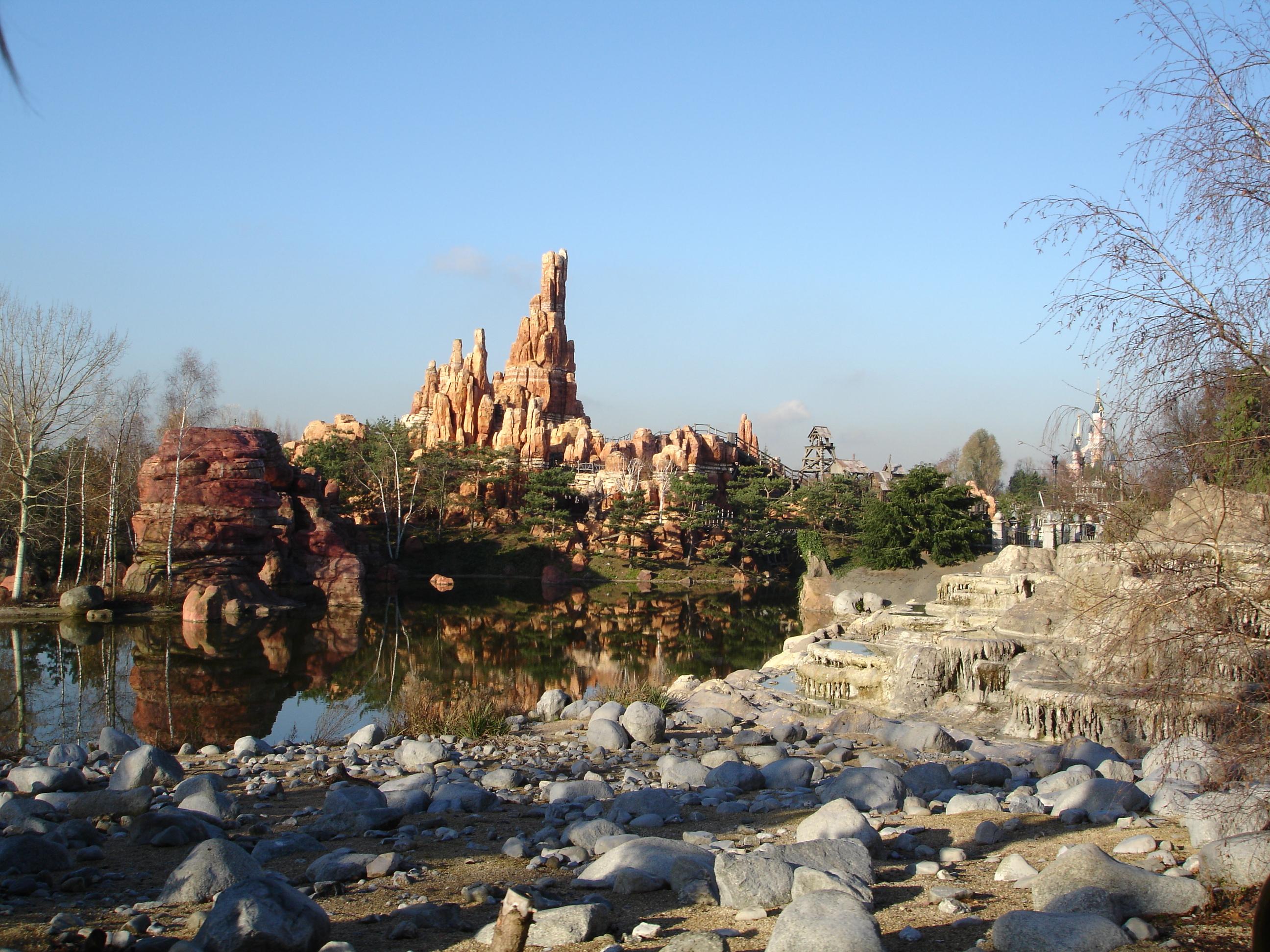 Euro Disneyland Van Dorn Abed Landscape Architect Portfolio