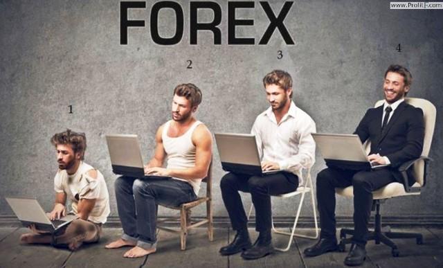 Trader Forex Mengalami Kegagalan