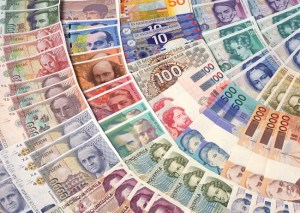 pasangan mata uang valas teratas
