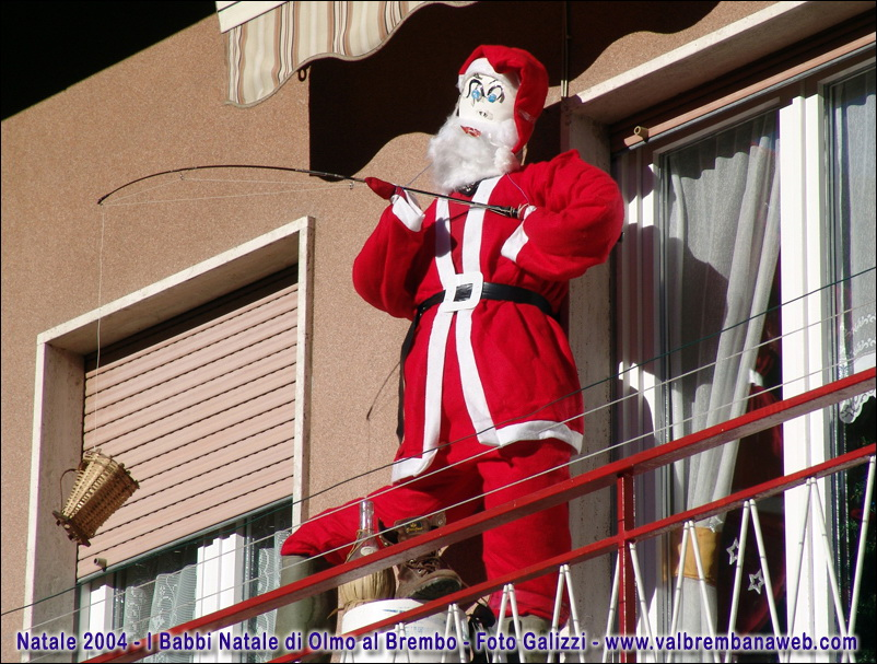 Babbi Natale Di Olmo Al Brembo