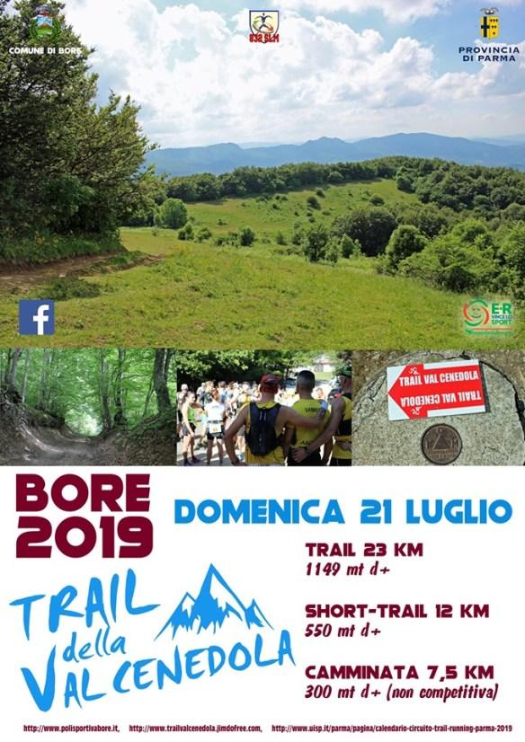 Pagina Di Calendario Luglio 2019.Bore Trail Della Val Cenedola Domenica 21 Luglio 2019