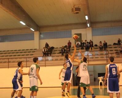 2° GIORNATA : U19 BAJ – ASD VENEGONO 60-71