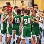 1° GIORNATA TOP3: SOCIAL OSA VS U15 = 54-72