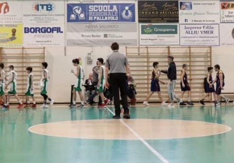 3°GIORNATA BRONZE1: U14 VS LONATE = 69-63