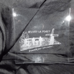 gravure sur verre logo ville beuvry la foret
