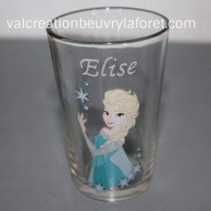 verre-gravure-enfant-reine-des-neiges-elsa-glace-prenom