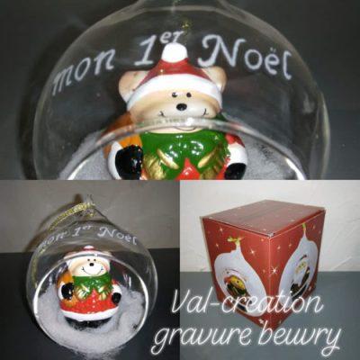 gravure-mon1er-noel-boule-renne-a-poser-avec-attache-nord-orchies-lille-valenciennes-douai